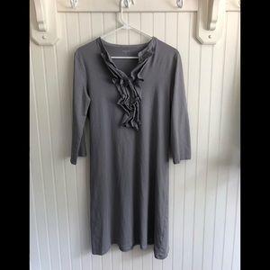Garnet Hill simple dress size M